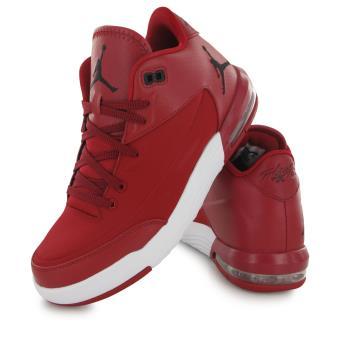Nike Jordan Flight Origin rouge, chaussures de basketball