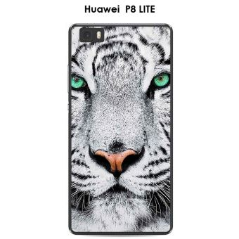 coque huawei p8 lite tigre