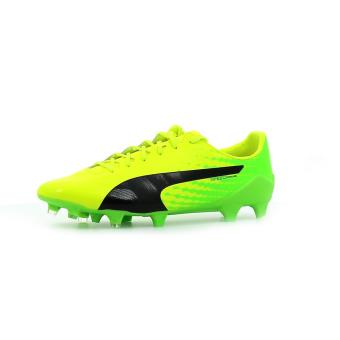 17 Football Puma Sls Fg 41 De Pointure Chaussures Jaune Evospeed P8Xw0Okn