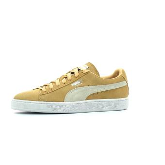 Baskets basses Puma Suede Classic + Beige Pointure 37 Adulte