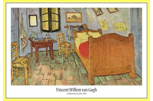 Emejing Chambre Jaune Van Gogh Images - ansomone.us - ansomone.us