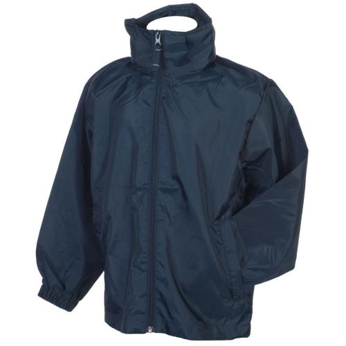 <strong>Vestes</strong> blousons coupe pluie first price bleu marine bleu nuit taille 10 ans