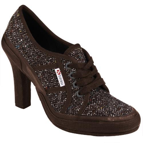 Superga <strong>chaussures</strong> 2065 boucleherringw pour adulte style classique couleur unie
