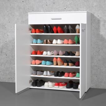 Meuble a chaussure 24 paires