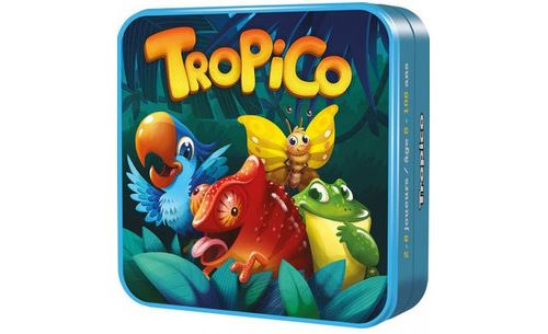 Tropico Cocktail Games Asmodee