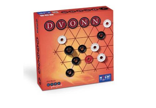 HUCH AND FRIENDS - Dvonn Edition 2016