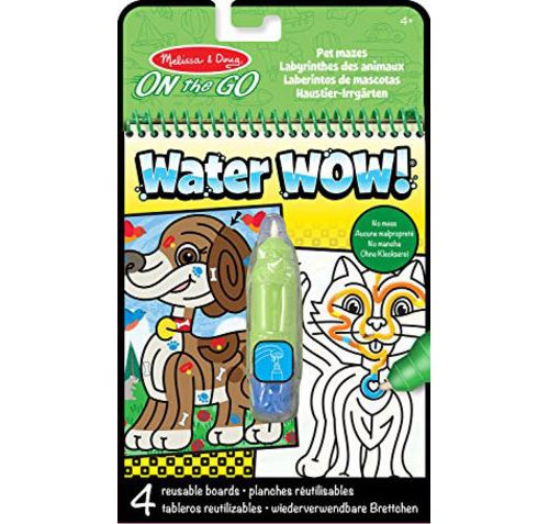 Water Wow ! - Labyrinthes Des Animaux