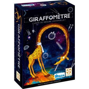 Giraffomètre Atalia Jeux