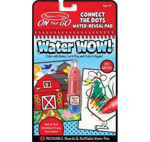 Water Wow ! - Points À Relier - La Ferme