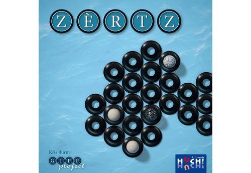HUCH AND FRIENDS - Zertz Edition 2016