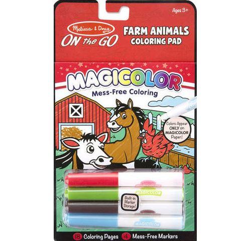 Magicolor - Farm Animals