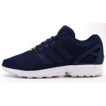grand choix de 0785d 729fb Chaussures de sport Adidas ZX Flux M19841 Bleu Adulte ...