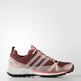 Adidas Chaussures femme adidas TERREX Agravic GTX rose