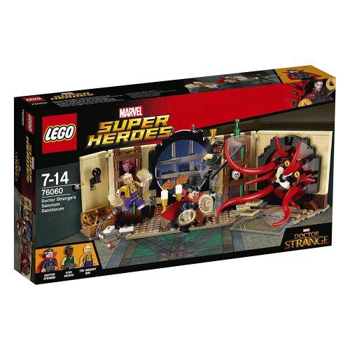 LEGO Super Heroes : le Saint des Saints du Dr Strange (76060)