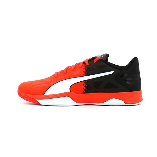 Puma evoSPEED Ind 3.5 Rouge 37 Chaussures indoor Adulte