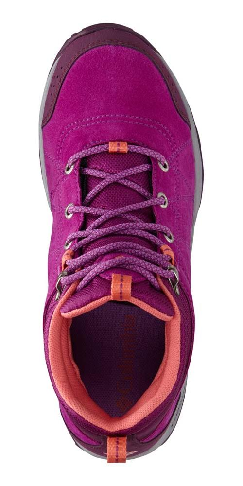 Chaussures femme Urban street Columbia Fire Venture Mid