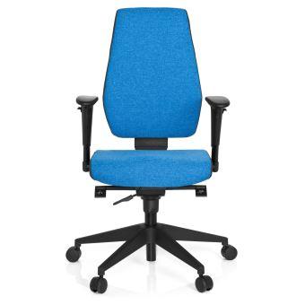Chaise De Bureau Chaise Pivotante Pro Tec 500 Tissu Gris Fonce