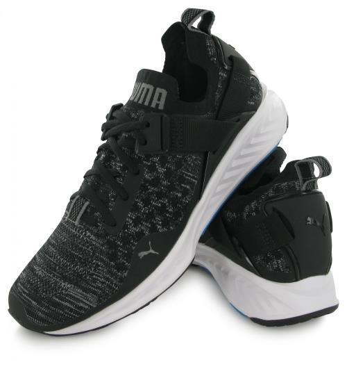 Puma Ignite Evoknit Low Noir, chaussures de training fitness homme