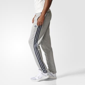 Adidas Pantalon adidas Essentials 3 Stripes S gris