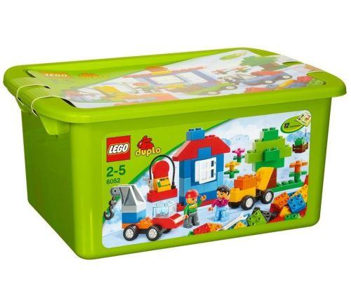 Lego 6052 mon premier ensemble de véhicules duplo