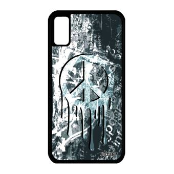 coque iphone x hippie