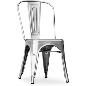 245 90 Sur Myfaktory Chaise Factory Metal Acier Achat Prix