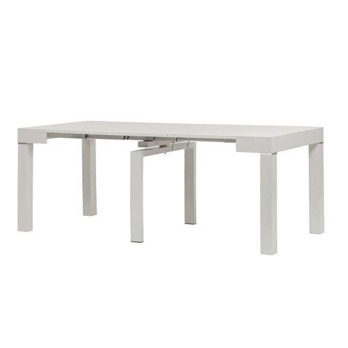 Achat En Design Pure Bois Console Extensible Blanc Table Regolo 76Ybyfg