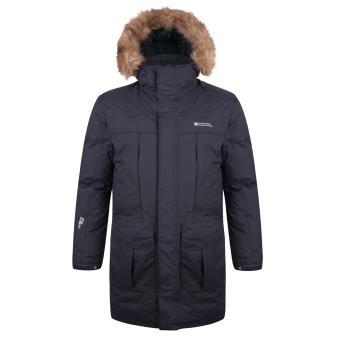 Mountain Warehouse Antarctic Veste Parka Homme Manteau Extreme