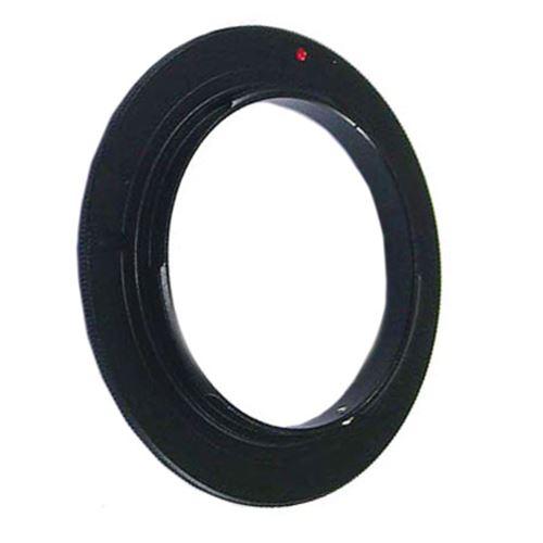 Anneau connecteur mâle Nikon 55mm fileté