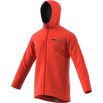 Veste adidas Terrex Techrock Gore Tex Orange 168 Vestes de