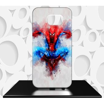 coque samsung galaxy s6 spiderman