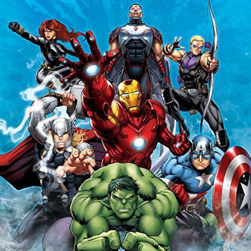 Mgs33 Taie d'oreiller Avengers 40 * 40 cm