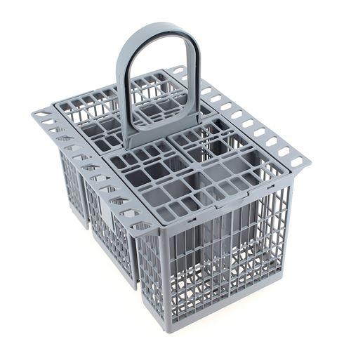 Panier a couverts gris pour Lave-vaisselle Ariston, Lave-vaisselle Indesit, Lave-vaisselle Hotpoint, Lave-vaisselle Whirlpool