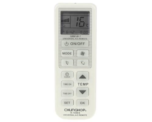 (#103) Universal A/C Remote Control (K-108ES)