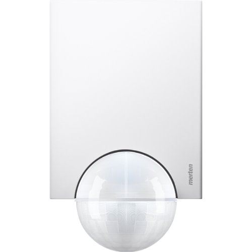Merten - 565419 - ARGUS 220 - Blanc (Import Allemagne)