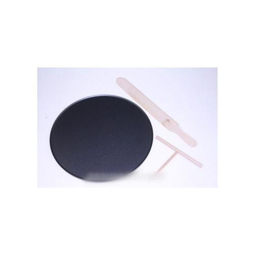 Plaque d35cm pour crepiere lagrange - 8695519