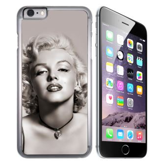 Coque pour iPhone 8 PLUS marilyn monroe