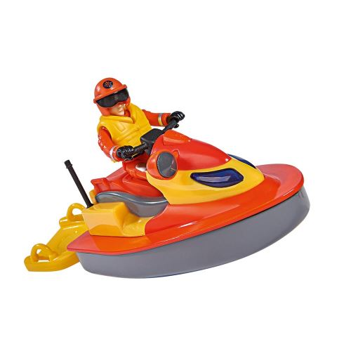 Simba Toys 109251048 - Kit de Jeu Jet Ski, Sam Juno