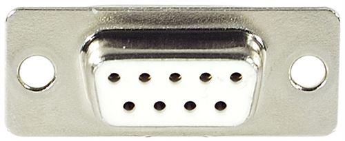Connecteur DB9 femelle a souder (sachet de 10)