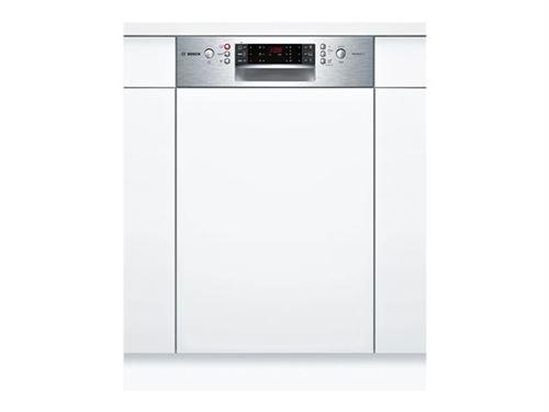 Bosch spi66ts01e Lave-vaisselle partie int egriert/A + + +/188 kWh/an/2660 L/AN/Aqua Capteur/Active Water Système hydraulique/Inox