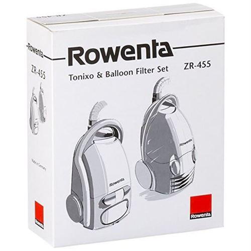 Sacs aspirateur zr455 par 10 + filtres pour Aspirateur Calor, Aspirateur Rowenta