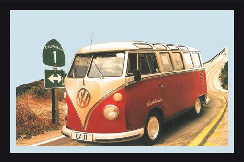 Miroir VW Combi California