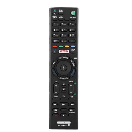 Télécommande de remplacement pour Sony RMT-TX100D RMT-TX101J RMT-TX102U RMT-TX102D RMT-TX101D