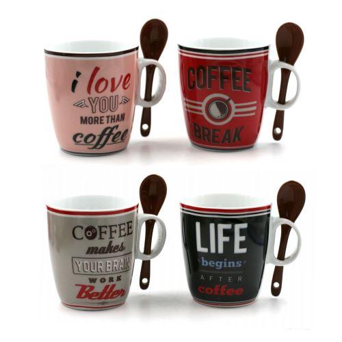 Coffret Tasses - Coffee Break