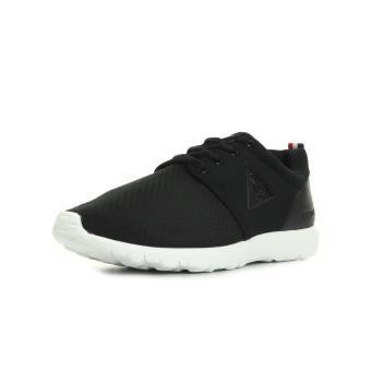 Chaussures Le coq sportif Dynacomf Open Mesh Noires et blanches Taille 44 - Chaussures ou chaussons de sport - Equipements sportifs