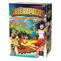 Jeu d'ambiance et de coopération Gigamic Galerapagos