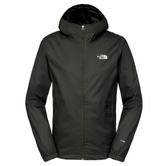 1044848898 The North Face M QUEST JACKET Veste Randonnee Trekking Homme Noir  Waterproof HyVent - Vestes de sport - Achat & prix | fnac