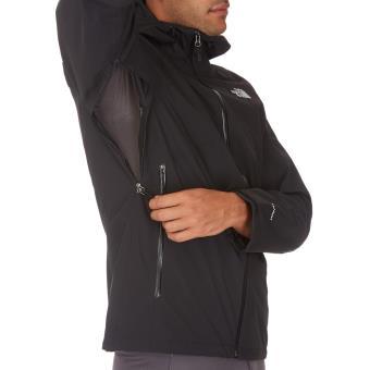 0556ddd354 The North Face M STRATOS JACKET Veste Homme Noir HyVent - Vestes de sport -  Achat & prix | fnac