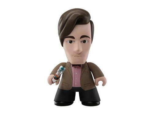Titan Merchandise - Doctor Who Vinyl figurine Titans 11th Doctor 16 cm