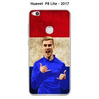 coque huawei p8 lite 2017 footballeur